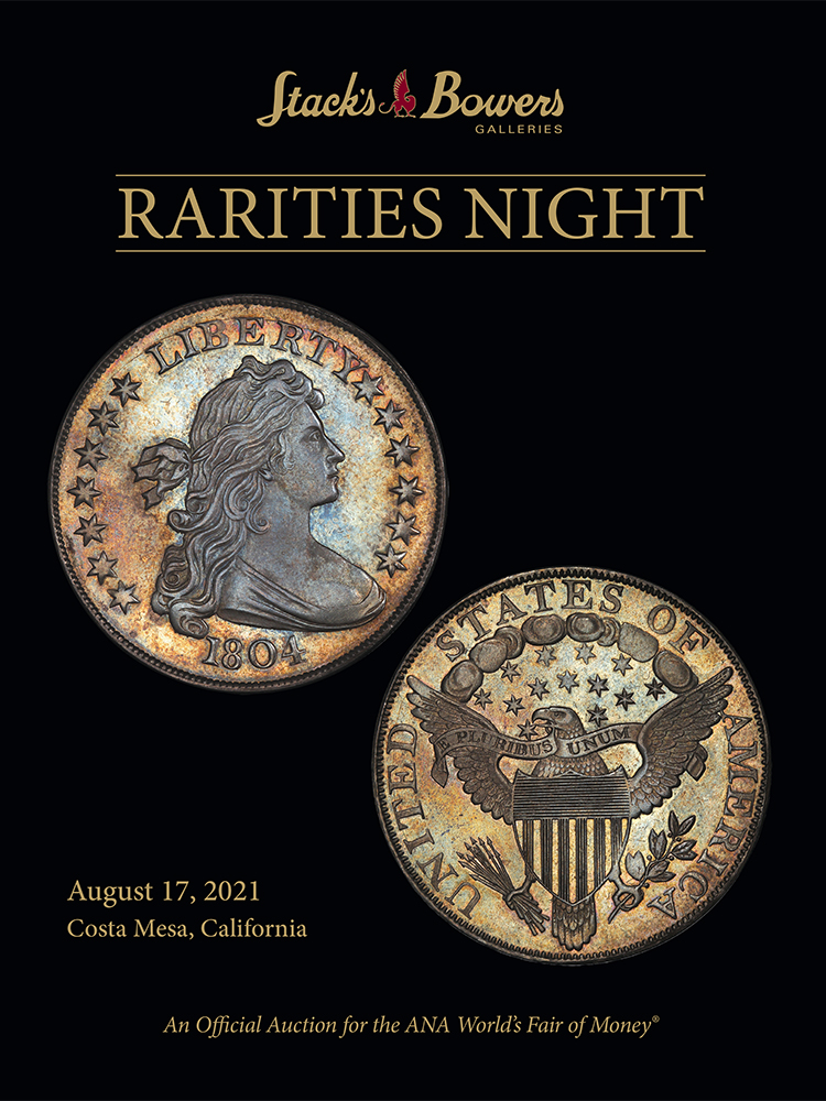 The August 2021 Rarities Night Auction