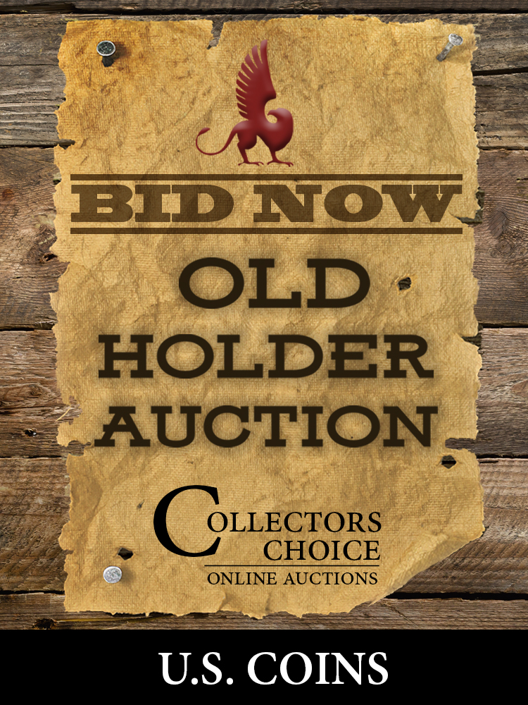 Stack's Bowers Galleries December 2020 Old Holder Collector's Choice Online U.S. Sale
