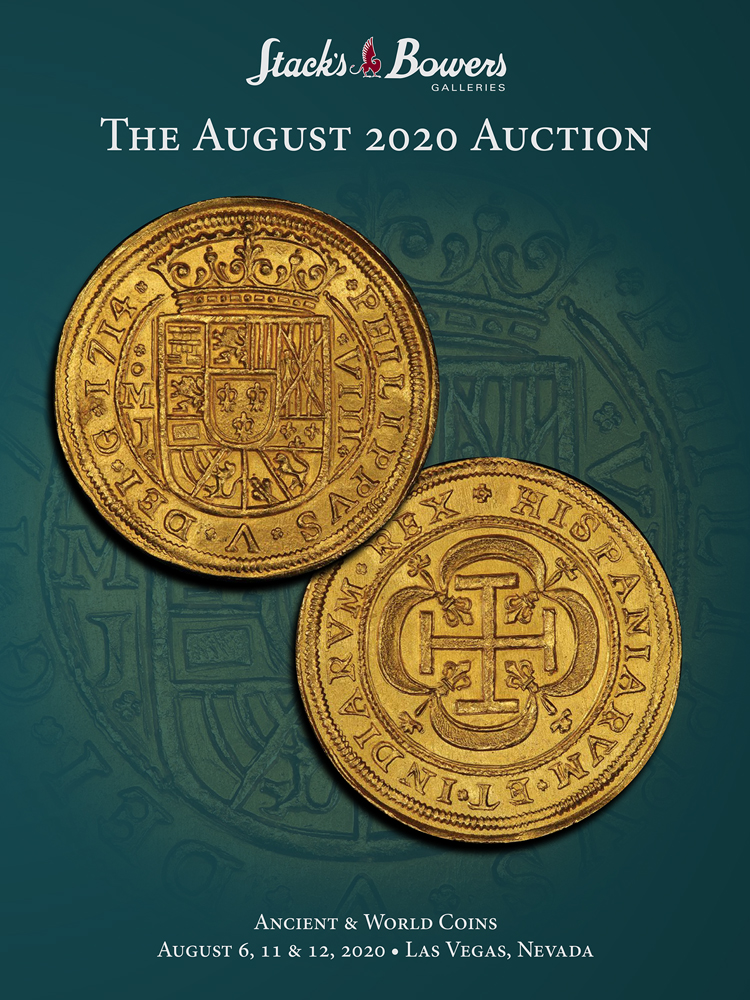 The August 2020 Ancient & World Coins Auction
