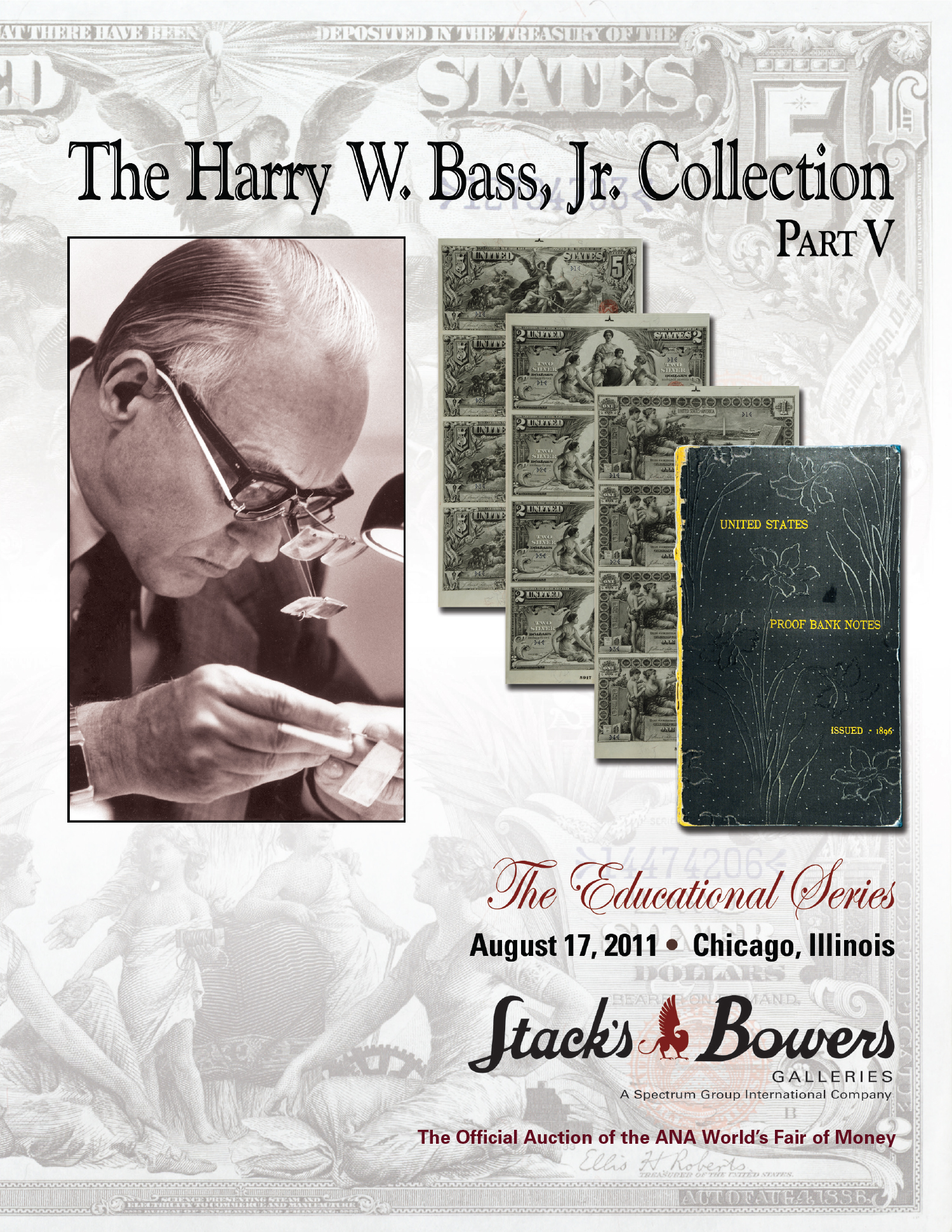 The Harry W. Bass, Jr. Collection, Part V, The Educational Series