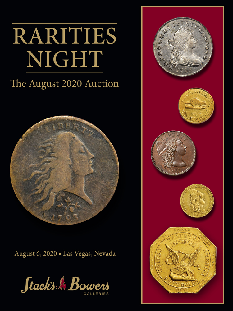 The August 2020 Rarities Auction