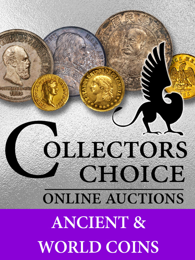 Stack's Bowers Galleries June 2021 Collector's Choice Online World Sale