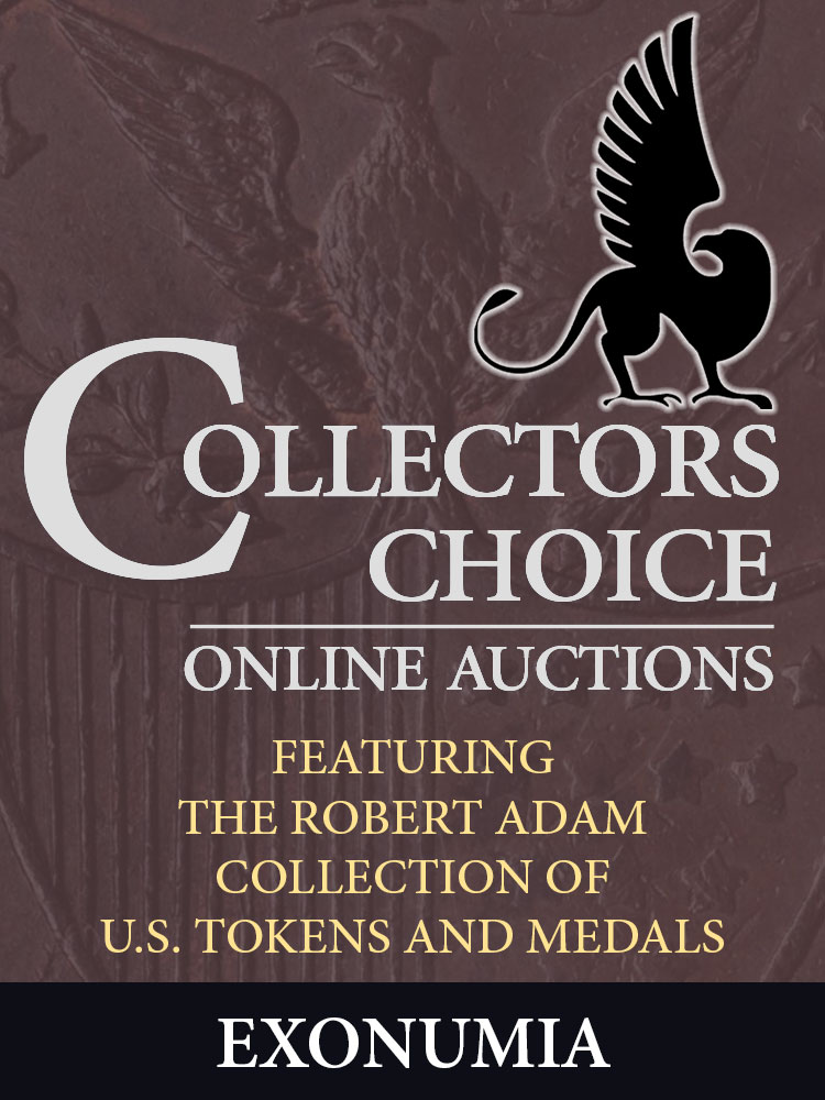Stack's Bowers Galleries June 2021 Collector's Choice Online U.S. Sale