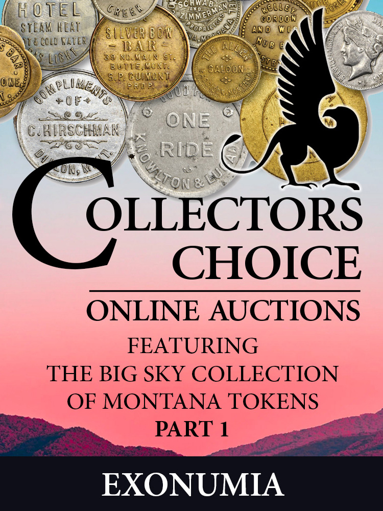 Stack's Bowers Galleries June 2020 Collector's Choice Online U.S. Sale