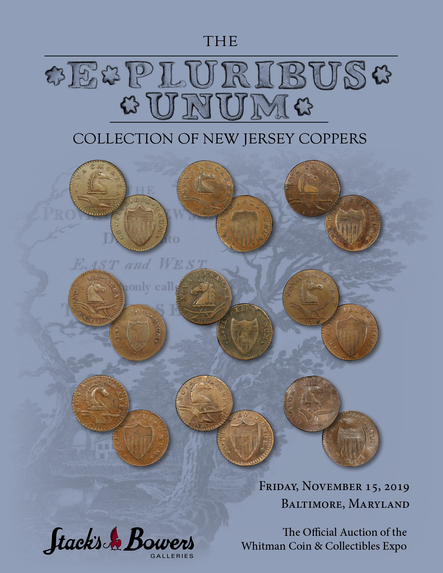 The November 2019 Baltimore Auction
