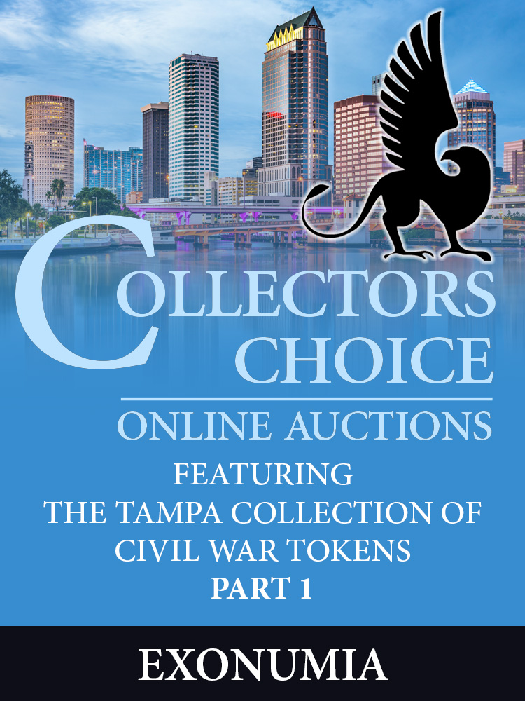 Stack's Bowers Galleries October 2020 Collector's Choice Online U.S. Sale