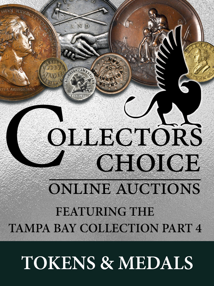 Stack's Bowers Galleries September 2021 Collector's Choice Online U.S. Sale