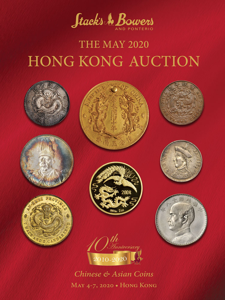 The May 2020 Hong Kong Auction, Chinese & Asian Coins