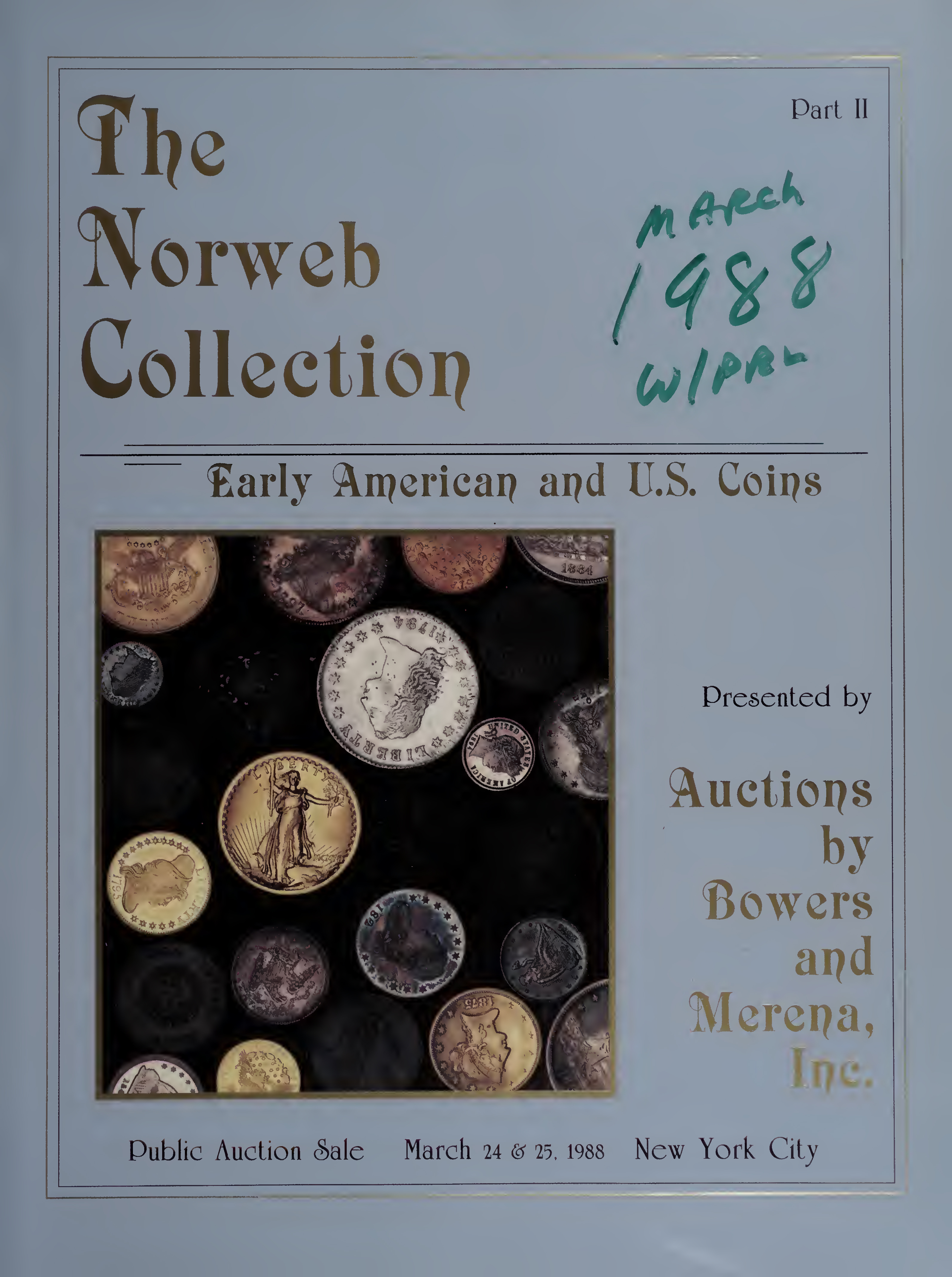 The Famous Norweb Collection