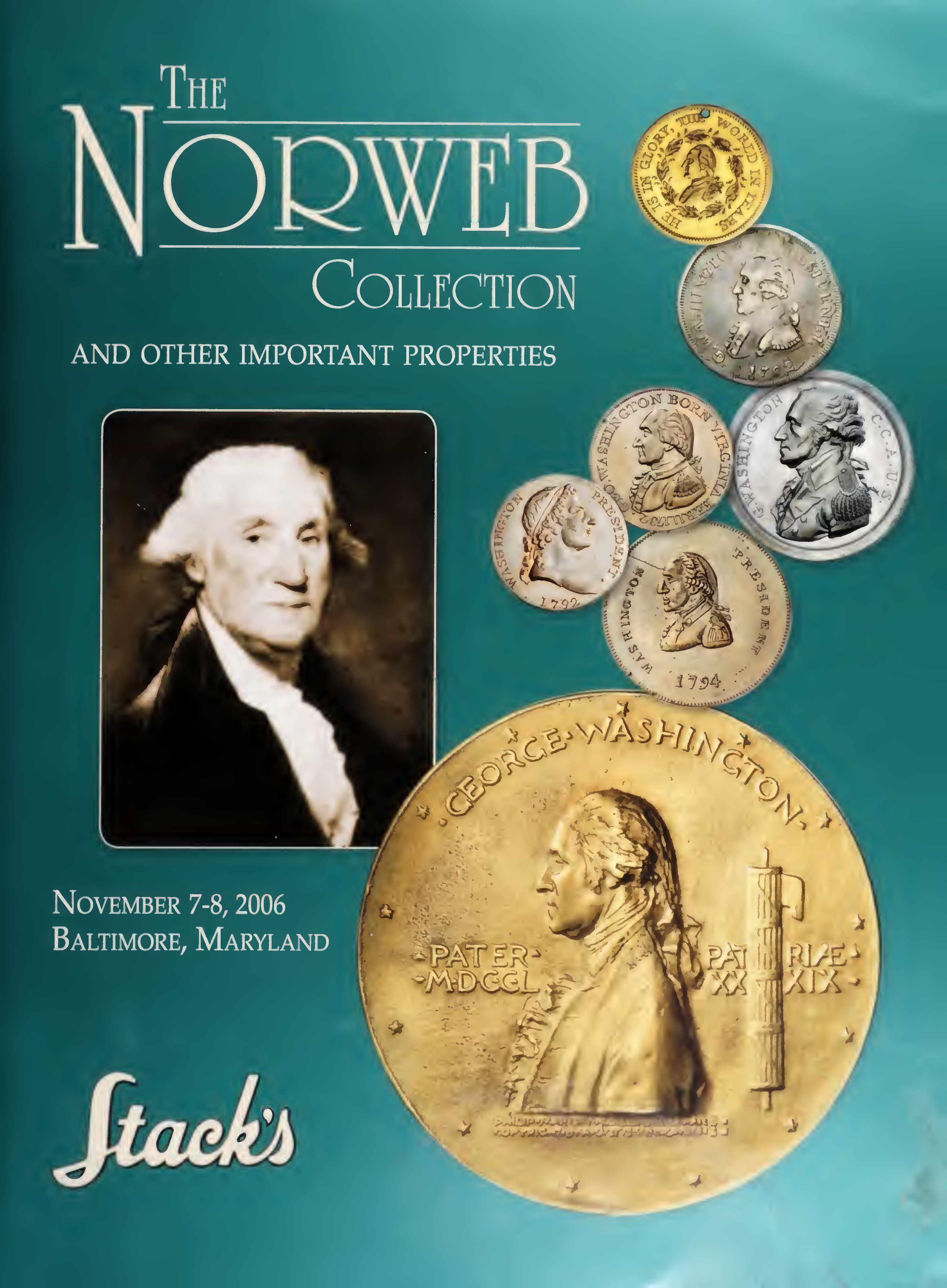 The Norweb Collection and Other Important Properties